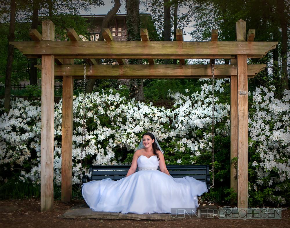 The Bride by Jennifer Brecheisen, Fine Art Wedding Photographer Rock Hill SC.