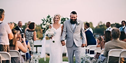 LAKE WYLIE WEDDING PHOTOGRAPHER
