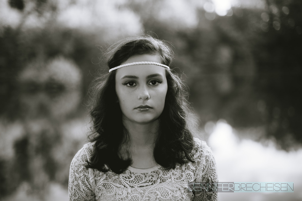 8th grade graduation, Guinevere Holder, taken at Nim's Lake in Fort Mill by Jennifer Brecheisen Photographer Chester SC