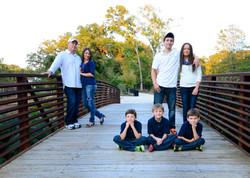 Family Bridge 5x7
