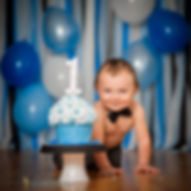 CHILDREN'S CAKE SMASH PHOTOGRAPHER ROCK HILL FORT MILL CHARLOTTE CHESTER LAKE WYLIE COLUMBIA NC SC