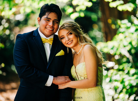 How To Take Prom Pictures - Posing Couples Appropriately