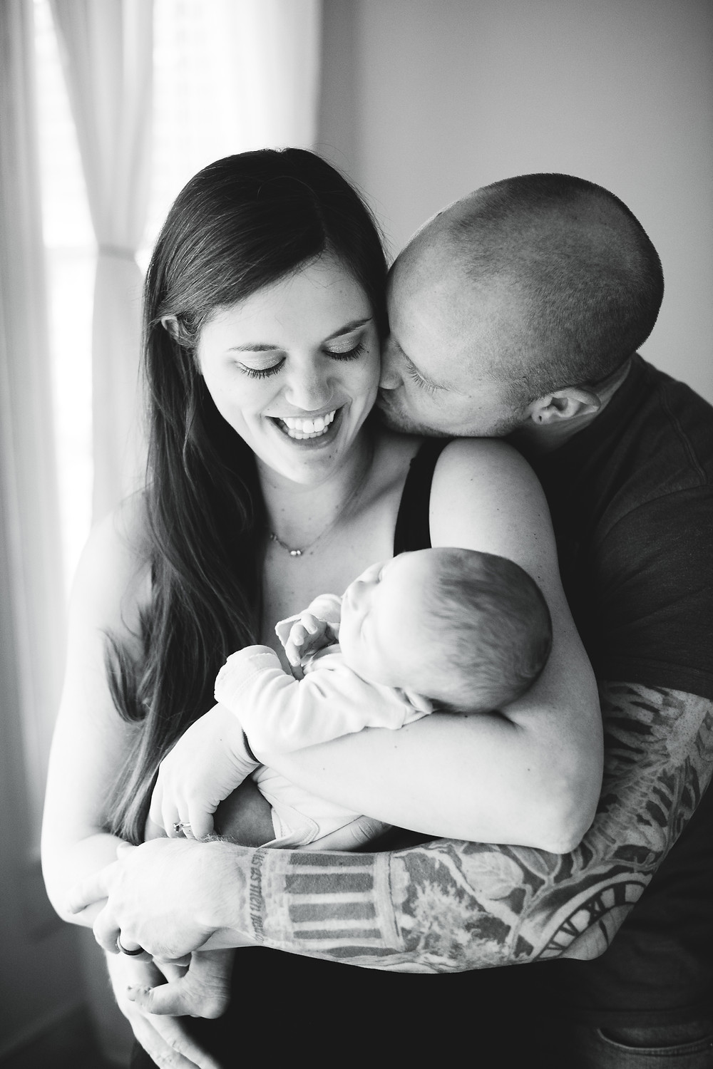 chester lifestyle family newborn photographer