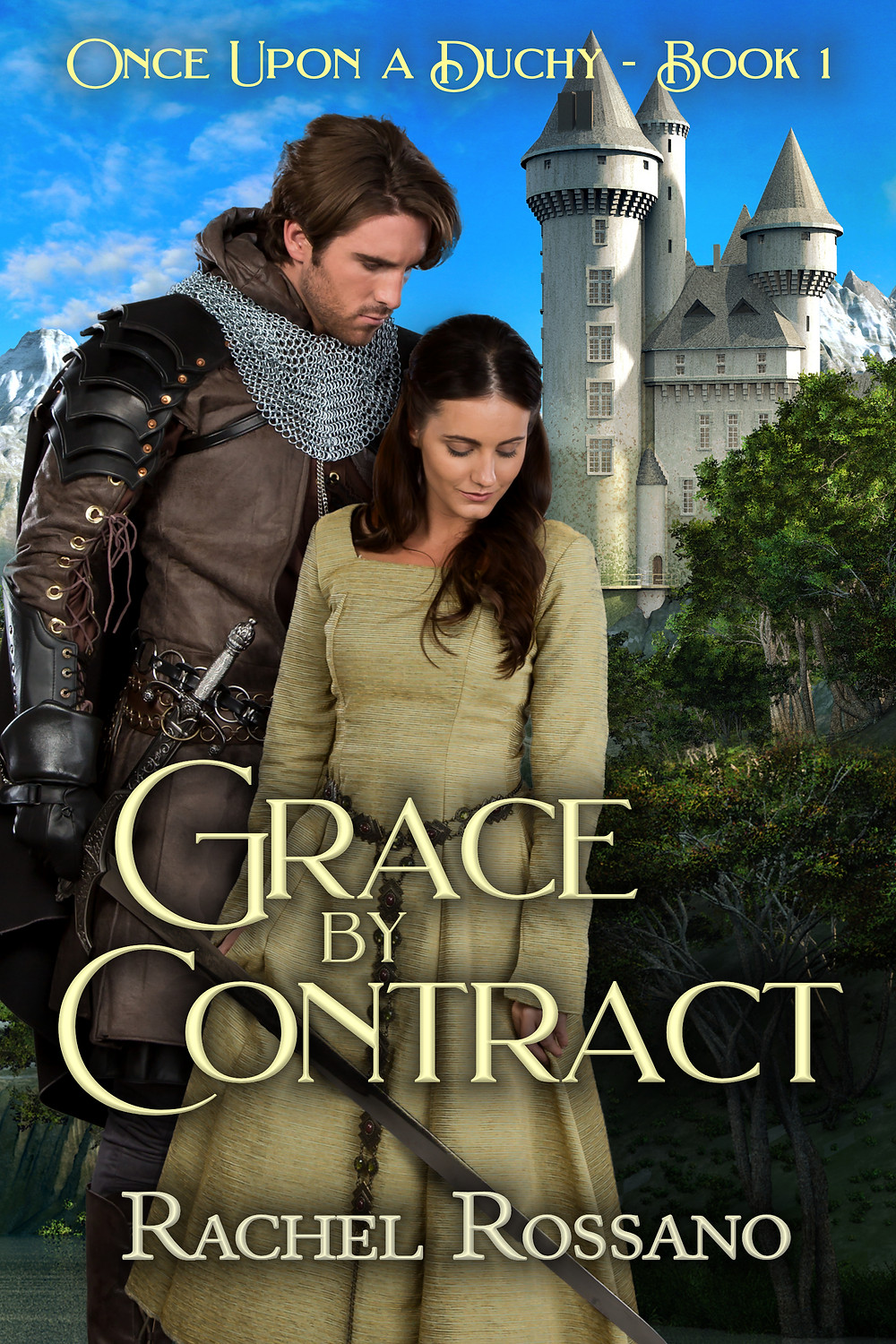Working Cover for Grace by Contract