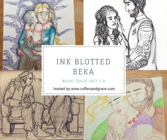 Ink Blotted Bekah - a new artist