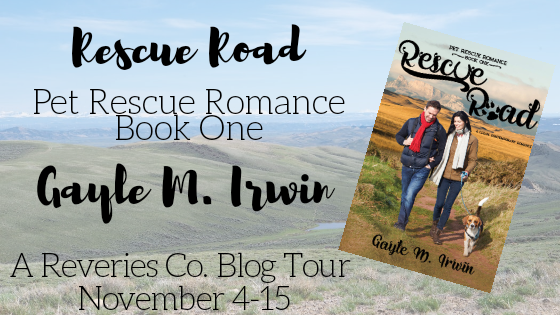 Blog Tour - Rescue Road by Gayle M. Irwin