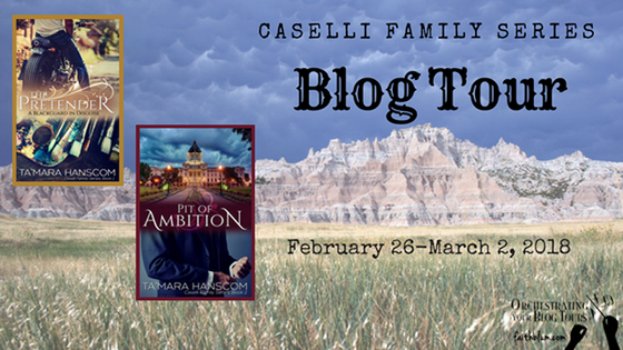 Blog Tour - Caselli Family Series by Tamara Hanscom