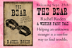 Six Frosted Roses Blog Tour: The Bear by Rachel Roden