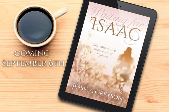 Blog Tour - Waiting for Isaac by Jessica Greyson