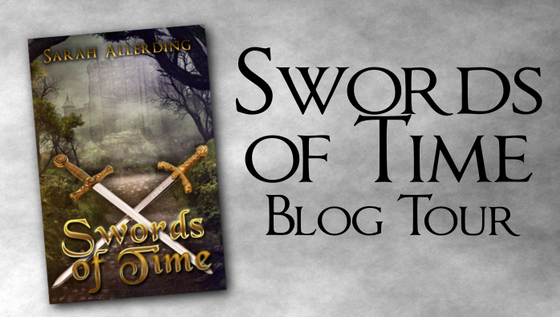 Blog Tour - Swords of Time by Sarah Allerding