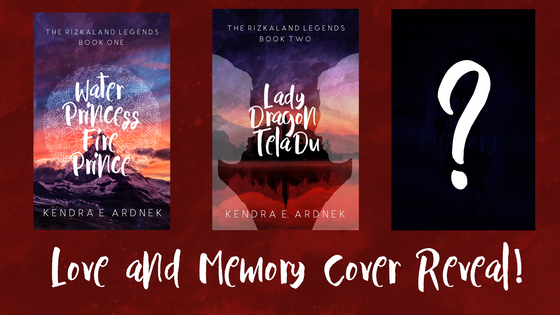 Cover Reveal Tour: Love and Memory by Kendra E. Ardnek