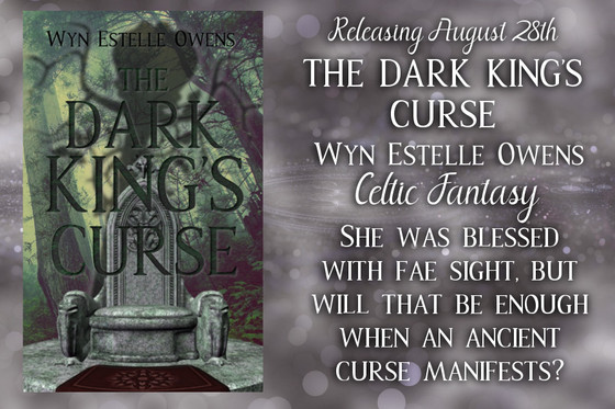 Tattered Slippers Blog Tour: The Dark King's Curse by Wyn Estelle Owens
