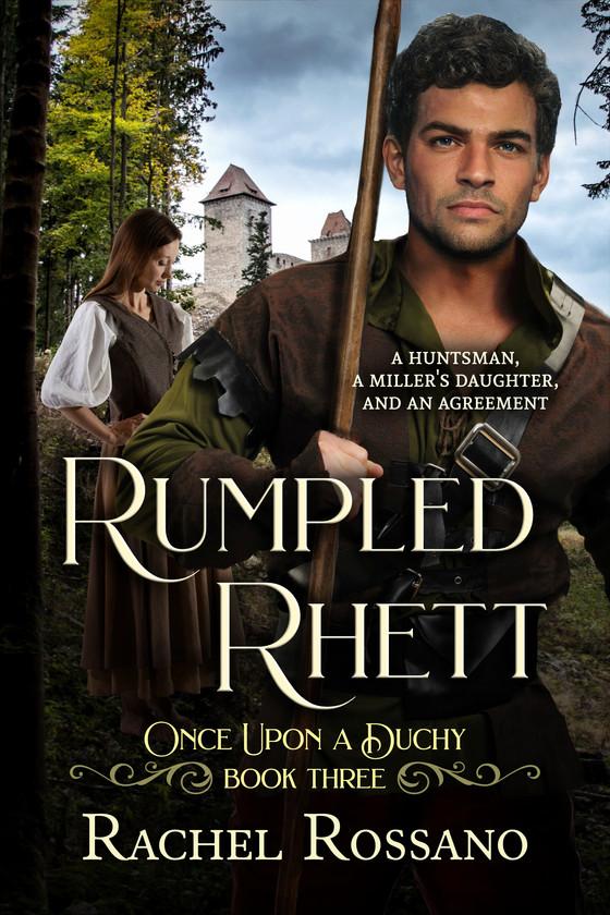 Rumpled Rhett is coming on August 31st!