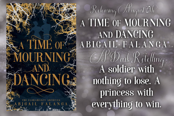 Tattered Slippers Blog Tour: A Time of Mourning and Dancing by Abigail Falanga