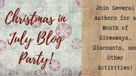 Christmas in July Blog Tour