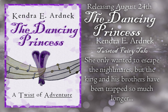 Tattered Slippers Blog Tour: The Dancing Princess by Kendra E. Ardnek