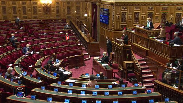 Intervention en hémicycle - Débat Post Conseil Européen