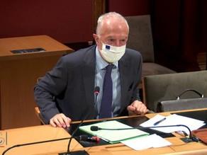 Commission des Affaires européennes: Audition de Gilles de Kerchove