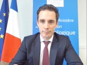 Audition du secrétaire d'Etat aux transports, Jean-Baptiste Djebbari, par la Commission ATDD