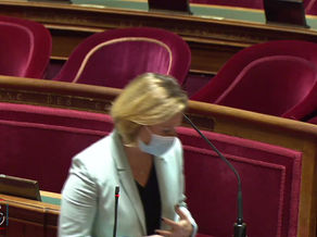 Question à la Ministre sur la situation et  devenir de l'économie sociale et solidaire (ESS)