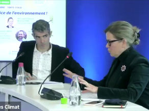 Table ronde: Le numérique au service de l'environnement !