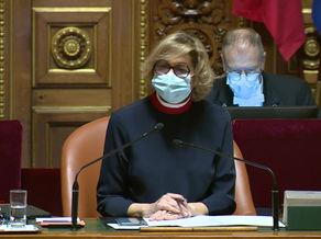Question à la Ministre de la Transition écologique sur la plaine de Carrières-sous-Poissy