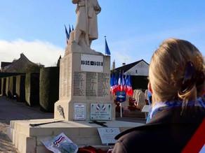 11 Novembre 2020: la France commémore l'Armistice de 1918, qui avait mis fin à la Première Guerre