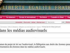 DDF-  La présence des femmes dans les médias pendant la crise à l'étude !