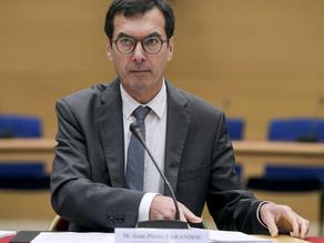 Audition de Jean-Pierre Farandou, président-directeur général de la SNCF
