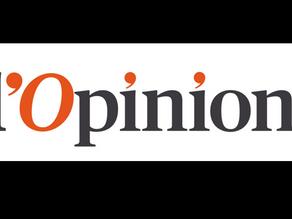 """Tribune libre «En finir avec le """"en même temps"""" sur le nucléaire», 11 Décembre 2020 dans l'Opinion"""