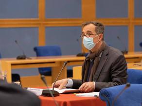 Audition de Jean-Christophe Niel sur les déchets nucléaires