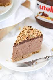 Nutella Cheesecake Recipie