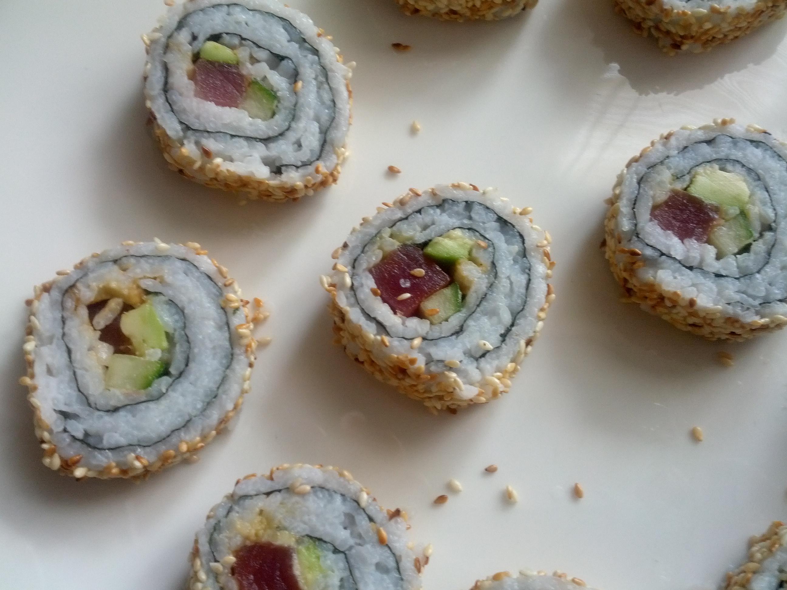 Sushi Roll Canape