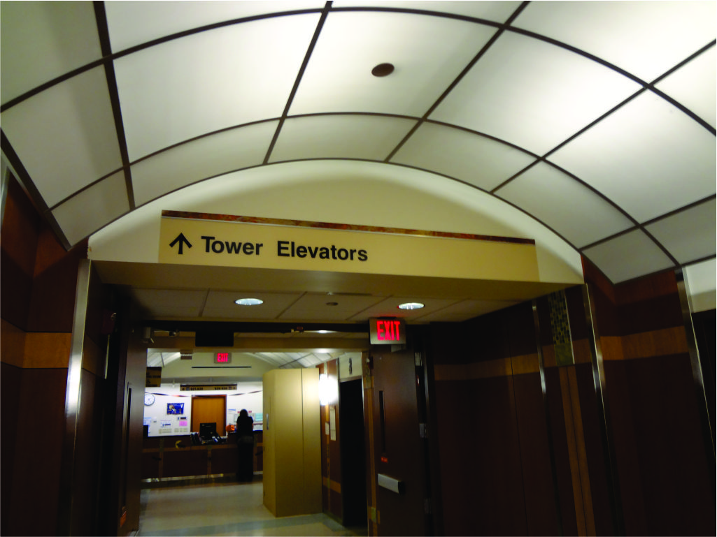 Overhead Directional
