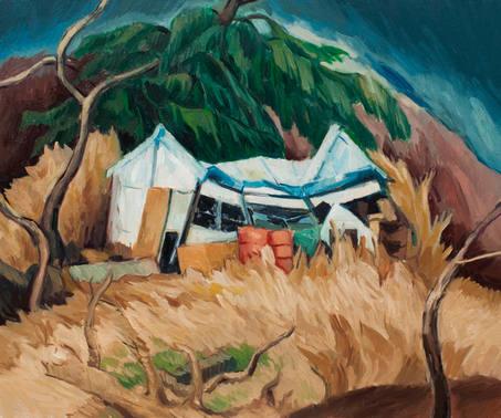 小屋|A hut