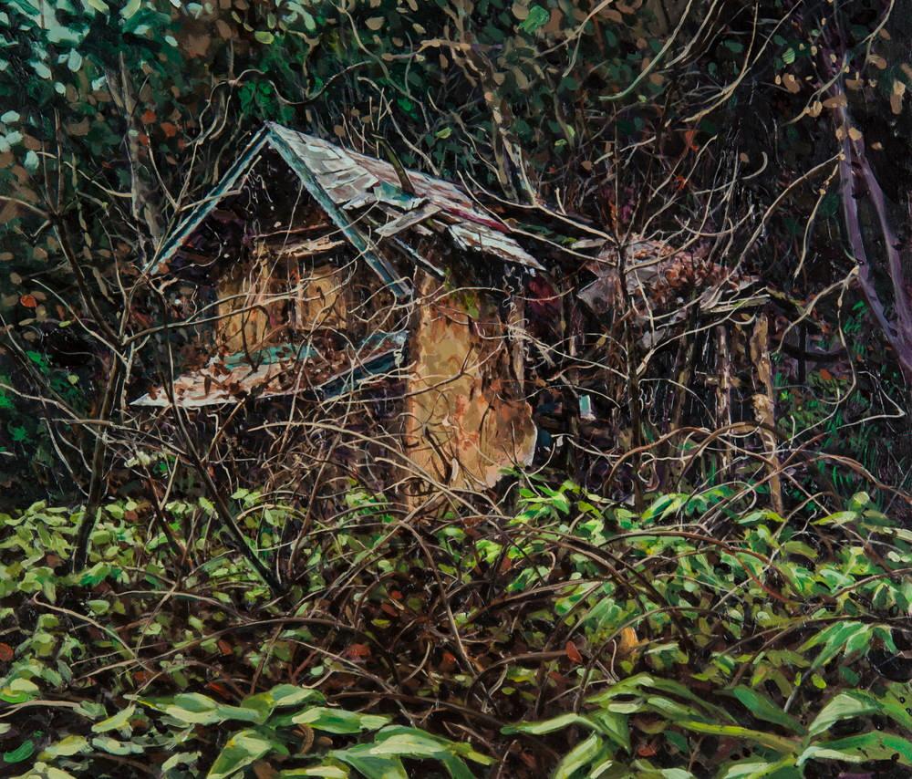 内山集落 Uchiyama village