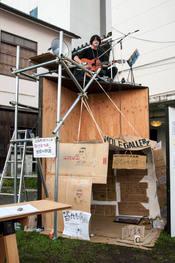 山形ビエンナーレ2016 - アートの市[芸術界隈]ミサワクラスブース Yamagata Biennale 2016 - Art market [Geijutsukaiwai] Misawakurasu Booth