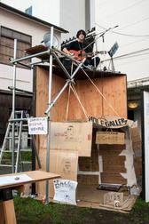 山形ビエンナーレ2016 - アートの市[芸術界隈]ミサワクラスブース|Yamagata Biennale 2016 - Art market [Geijutsukaiwai] Misawakurasu Booth