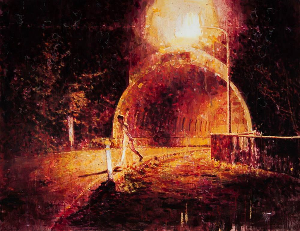 マージナル・マン - 横倉トンネル Marginal Man - Yokokura tunnel