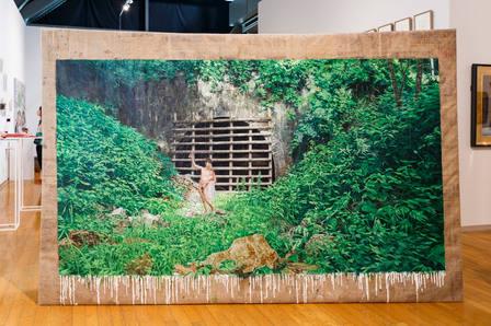 洋風の人 - 關山水道 Western style man - Sekiyama Tunnel