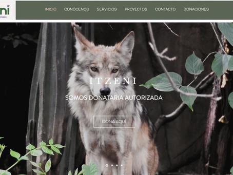 ¡Visita la nueva página web de Soluciones Ambientales Itzeni!