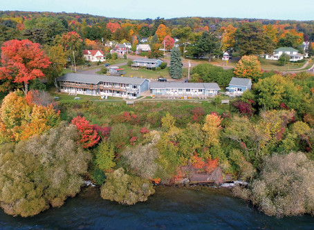 Fall in Bayfield