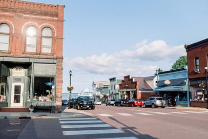 Bayfield Downtown