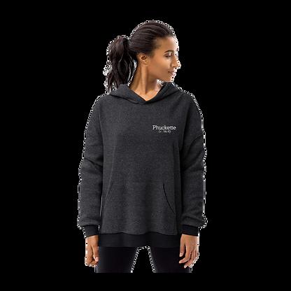 Phuckette women comfy hoodie