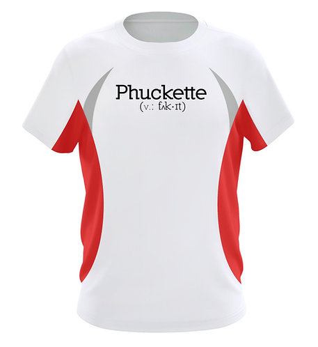 Phuckette Men's Running T-Shirt