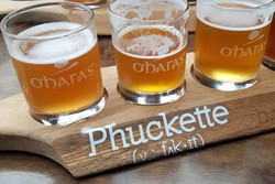 Phuckette have a drink