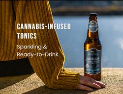Tinley - Cannabis infused tonics