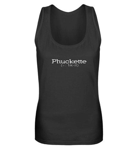 Phuckette Women's Tanktop