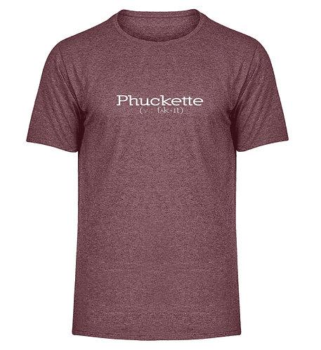 Phuckette Melange Men's T-Shirt