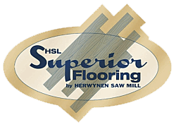 Superior Flooring - Herwynen Saw Mill - Made in Canada
